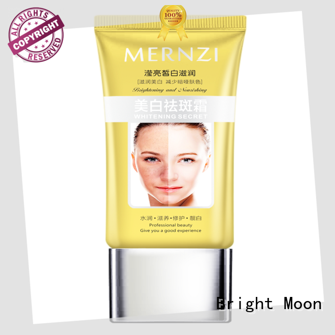 Bright Moon anti freckle cream for business for female