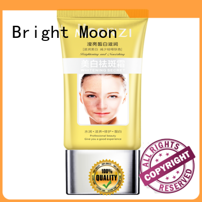 Bright Moon gentle anti freckle cream freckle-removing for female
