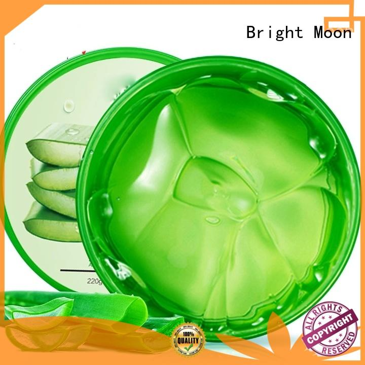 Bright Moon natural facial treatment essence factory for girls