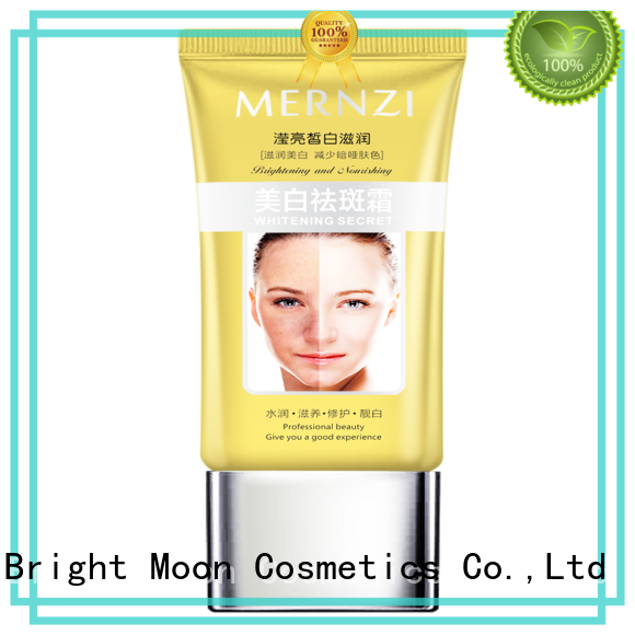 Bright Moon acnecream freckle removal cream suppliers for face