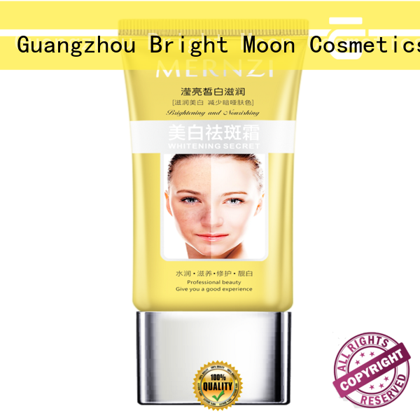 Bright Moon spot cream freckles cream supply for female