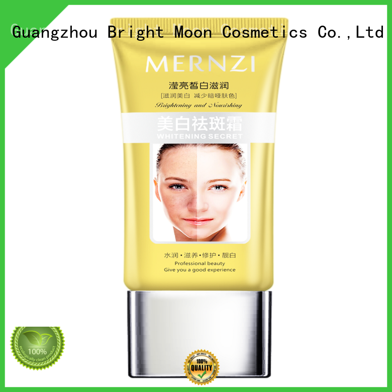 Bright Moon Top freckles cream company for face