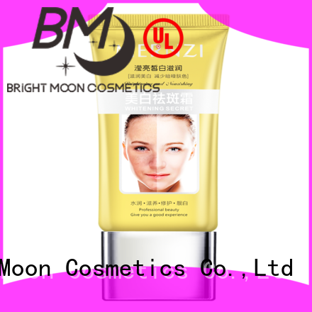 herbal whitening freckle removing cream customization for female Bright Moon