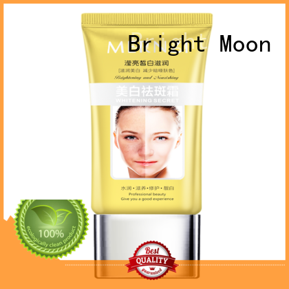 Bright Moon Top freckles cream manufacturers for female