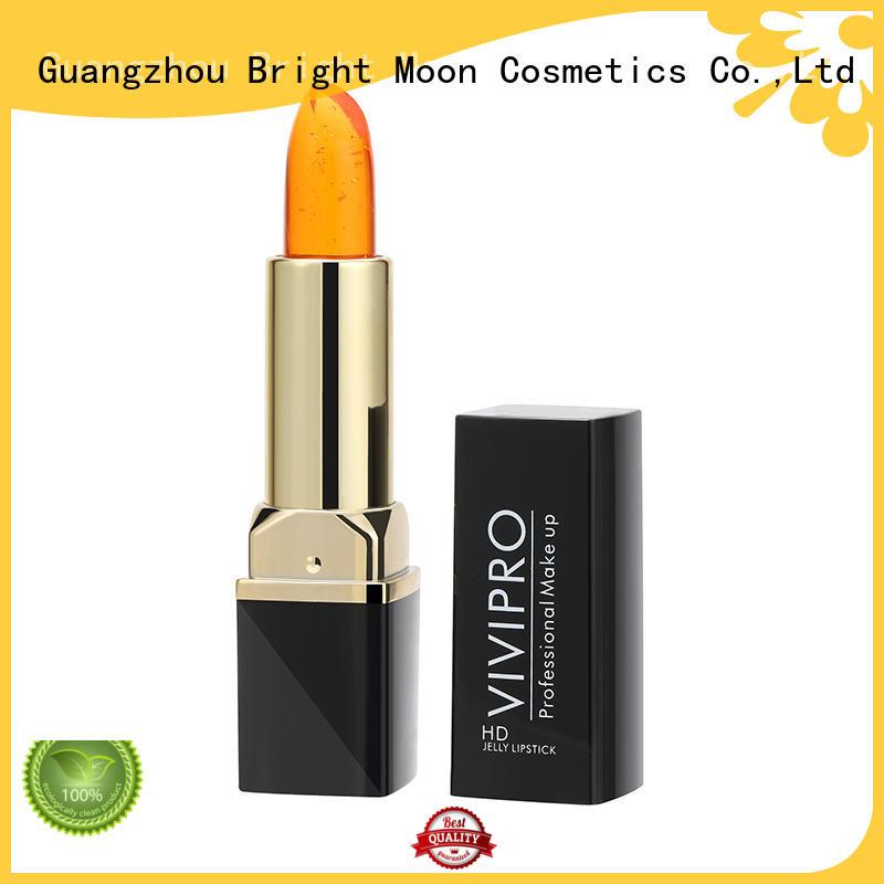 Bright Moon New matte lipstick supplier company for lips
