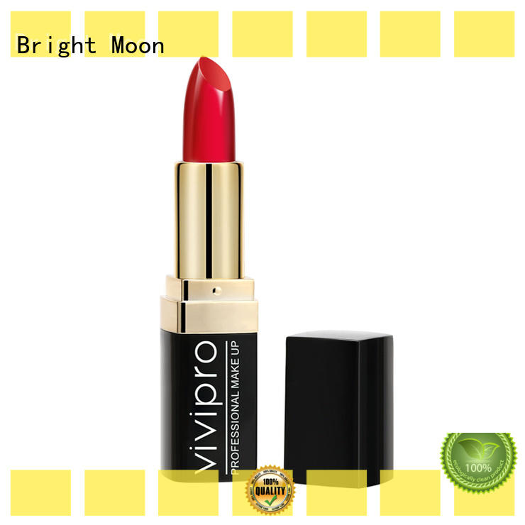 Bright Moon transparent long stay lipstick for sale for girls