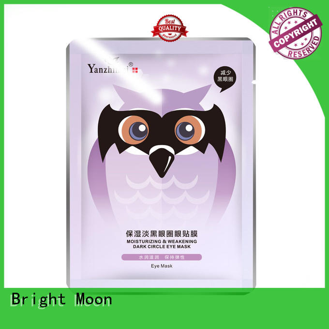 Bright Moon silk eye treatment products for sale facial cover