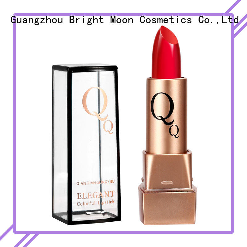 matte lipstick supplier transparent for lips Bright Moon