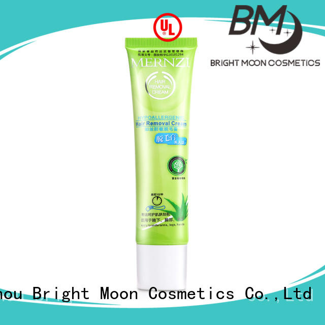 Bright Moon gentle cream wax for hair removal factory for female