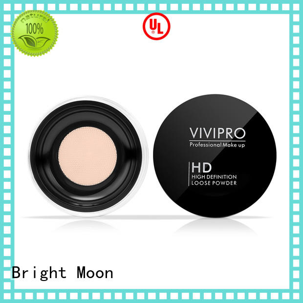 Bright Moon makeuppowderfoundation loose setting powder suppliers for cosmetic industry