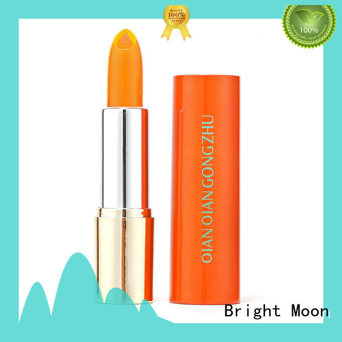 Bright Moon Top lipstick supplies factory for girls