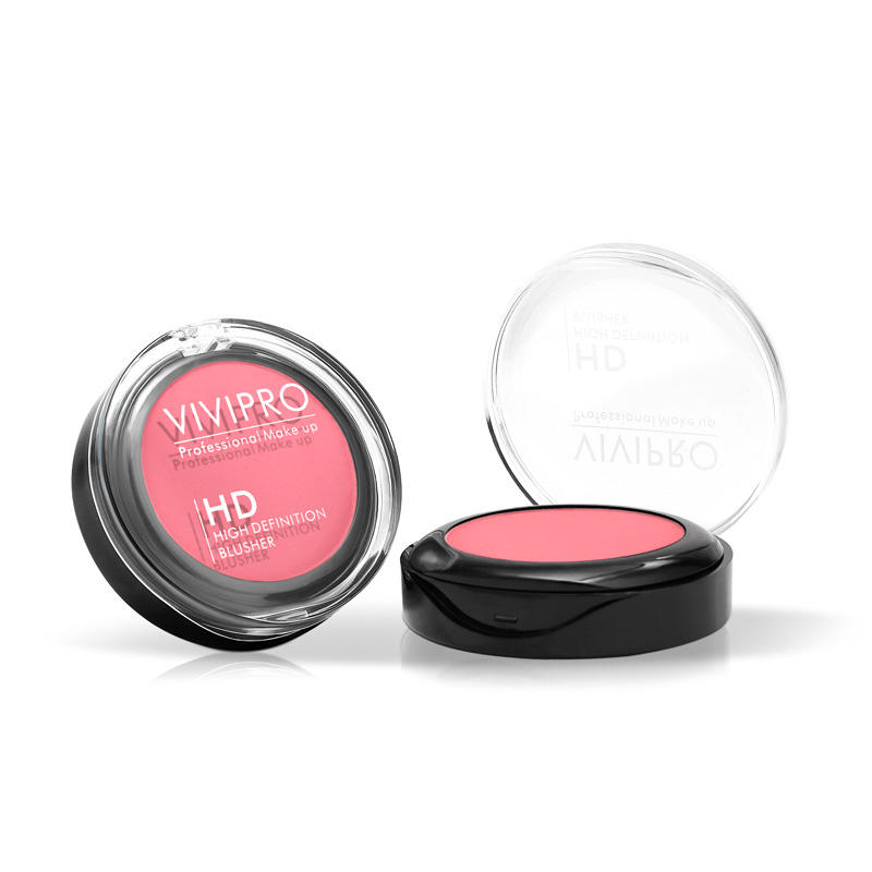 Face Cosmetics Long Last Mineral Single Color Charming Powder Blusher VIVI-H019