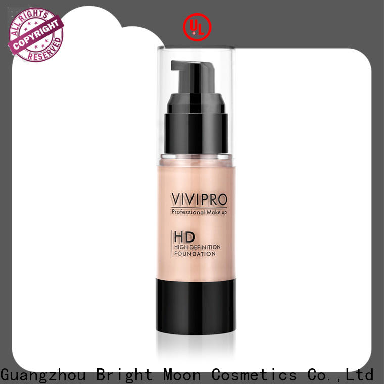 Bright Moon Wholesale makeup finishing powder company for skin tone