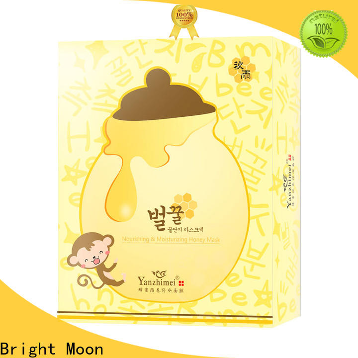 Bright Moon New skin care masks manufacturers for girls