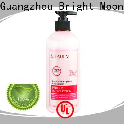 Bright Moon Moisturizing skin body care company for global trade