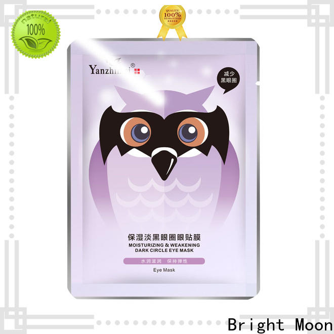 Bright Moon remove excess oil eye skin care products company for skin tone