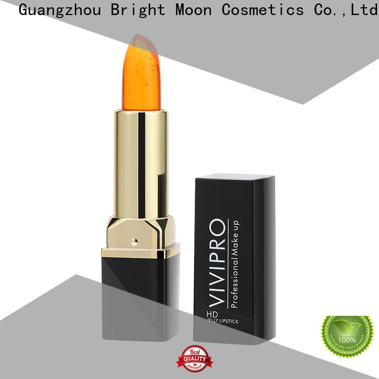 Bright Moon New waterproof liquid lipstick for sale for ladies