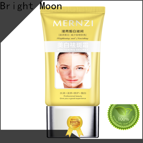 Bright Moon Wholesale freckles cream suppliers for female