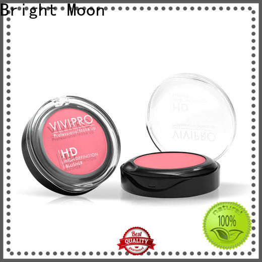 Bright Moon foundation full coverage face powder for business for skin tone