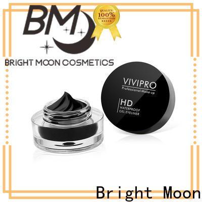 Bright Moon waterproof eyeliner and mascara supply for choose
