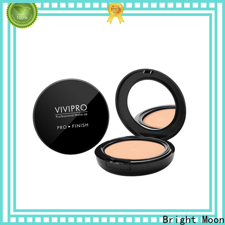 High-quality loose setting powder coverage suppliers for cosmetic industry