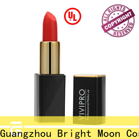 Latest matte lipstick supplier pigment suppliers for girls