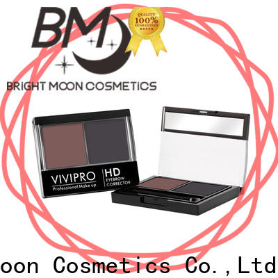 Bright Moon waterproof makeup eyeshadow company for choose