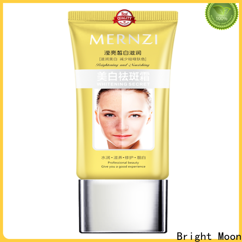 Bright Moon whitening antifreckle anti freckle cream for sale for female