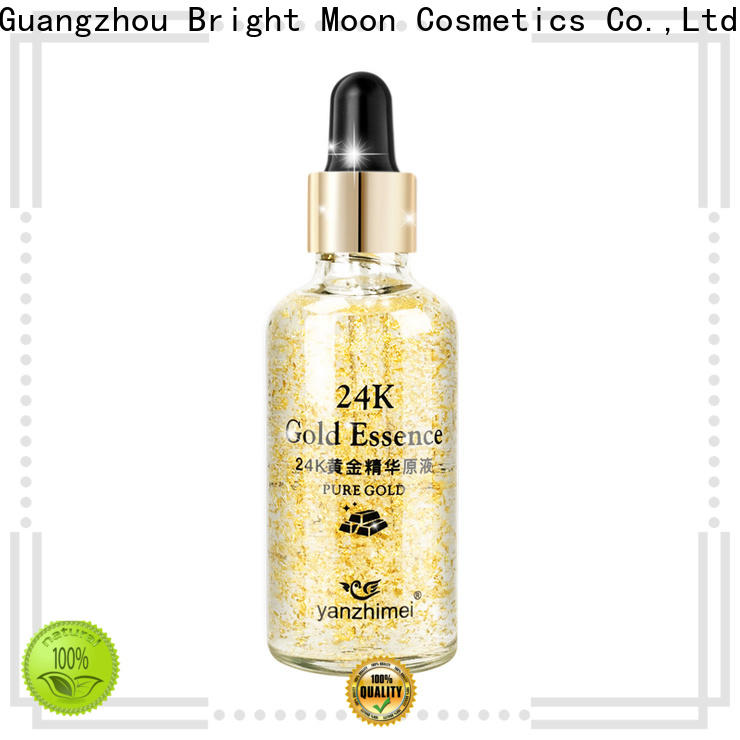 Bright Moon Custom facial essence manufacturers for business