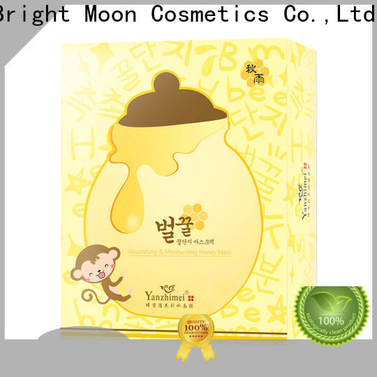 Bright Moon New facial treatment mask for business for girls