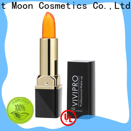 Bright Moon Latest waterproof lipstick manufacturers for girls
