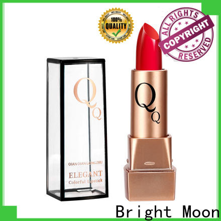 Bright Moon nourishing lipstick manufacturers for business for girls
