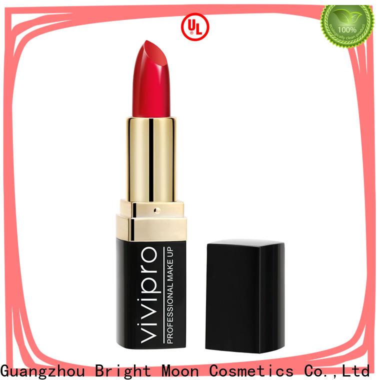 Bright Moon Best matte lipstick manufacturer supply for girls