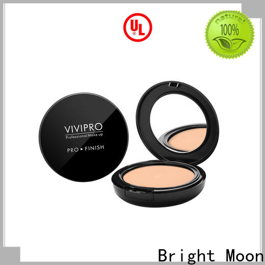 Bright Moon Top oil control powder suppliers for cosmetic industry