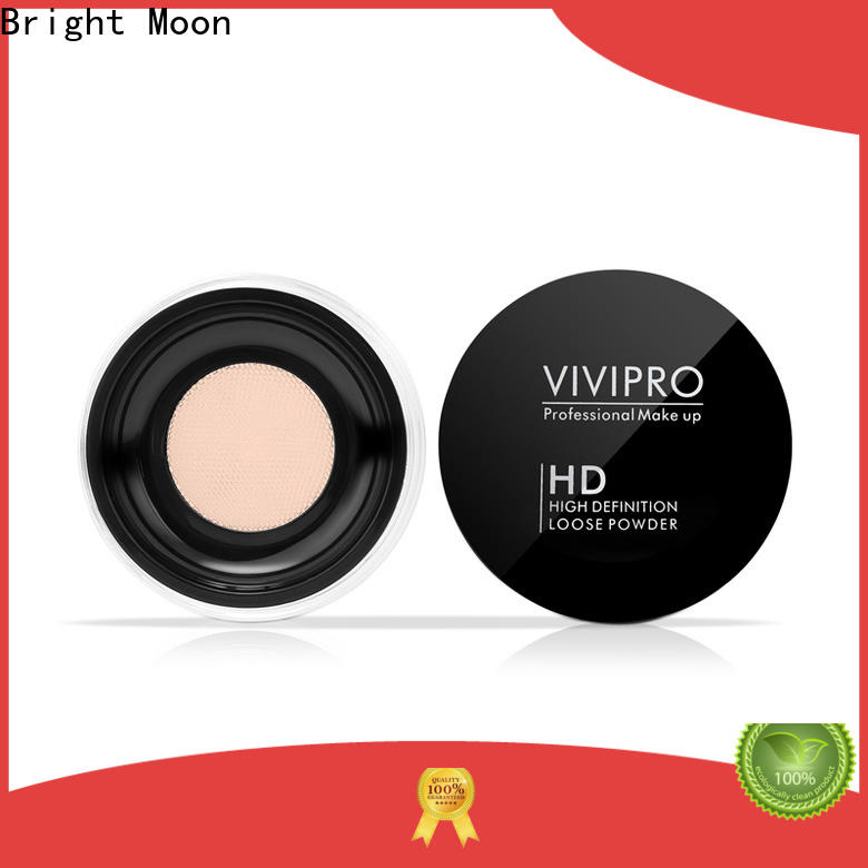 Custom makeup setting powder liquid suppliers for skin tone