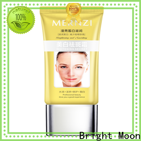 Bright Moon whitening antifreckle freckles cream for sale for female