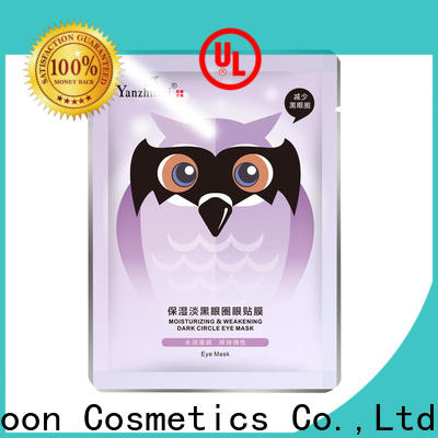 Wholesale eye care product silk manufacturers for skin tone
