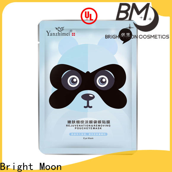 Bright Moon closely fit eye skin care products for business for skin tone
