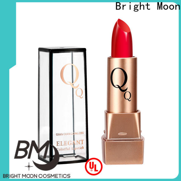 Bright Moon Wholesale long lasting waterproof lipstick suppliers for girls