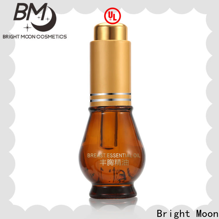Bright Moon mrz5300 breast improvement oil manufacturers for woman chest
