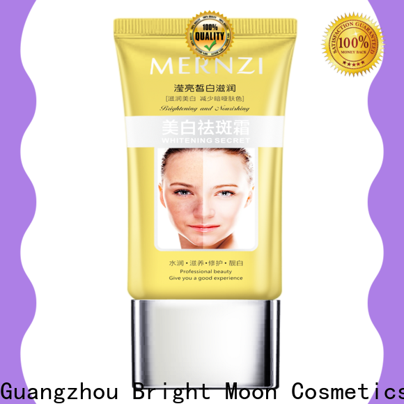 Bright Moon whiteningantifreckle freckles cream for business wholesale