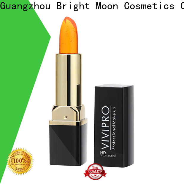 Bright Moon long stay lipstick for business for ladies