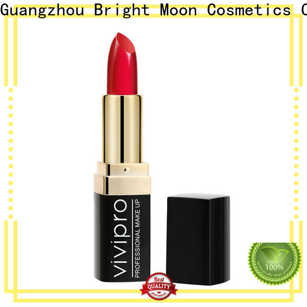 Latest matte lipstick manufacturer nourishing factory for lips