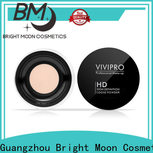 Bright Moon New beauty powder supply for cosmetic industry