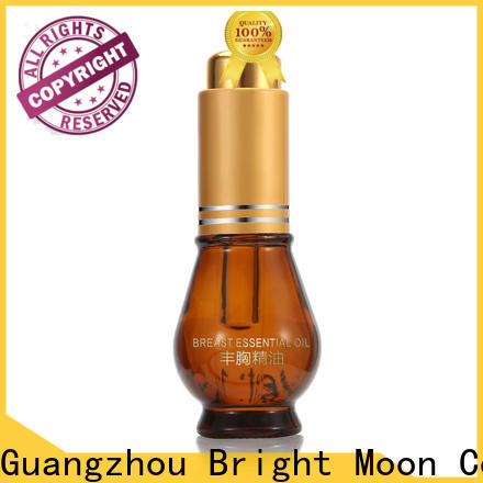 Bright Moon Latest breast enlargement oil factory for business