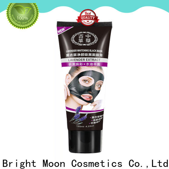 Bright Moon glitter beauty face mask manufacturers for lips