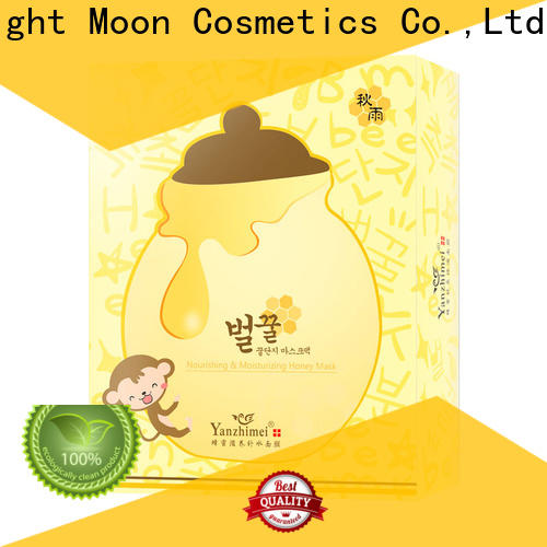 Bright Moon High-quality beauty face mask supply for lips