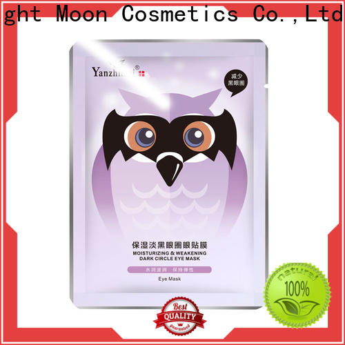 Bright Moon silk eye care product supply for cosmetic industry