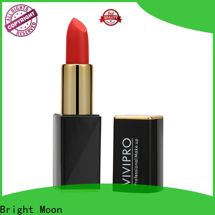 Bright Moon High-quality long stay lipstick company for lips