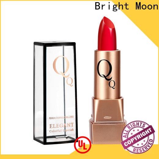 Bright Moon pigment moisturizing lipstick factory for lips